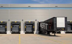 Organizing The Space Over Your Loading Docks